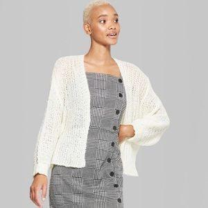 Sweaters - Wild Fable Cropped Cardigan